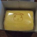 カピバラさんのふんわり〜んロールケーキ