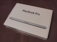 MacBook Pro 15インチモデル