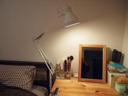 LEDアルミフロアライト