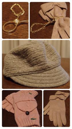 冬の服飾小物