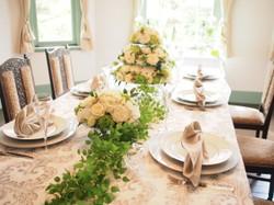 テーブル&室内装飾