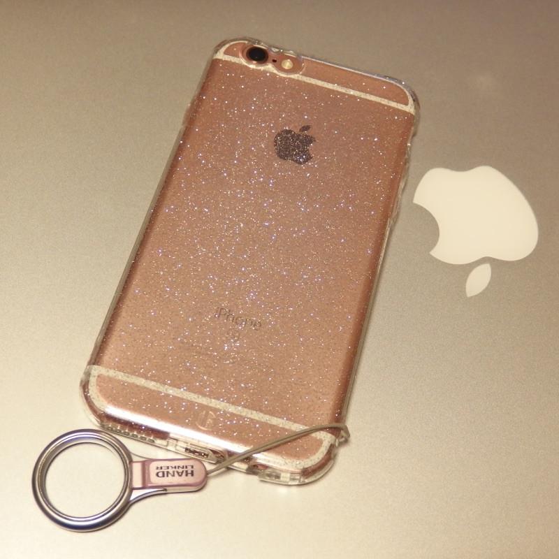 iPhone6sと新しいケース