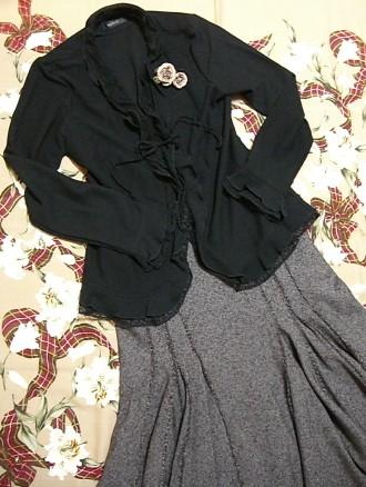 本日の洋服